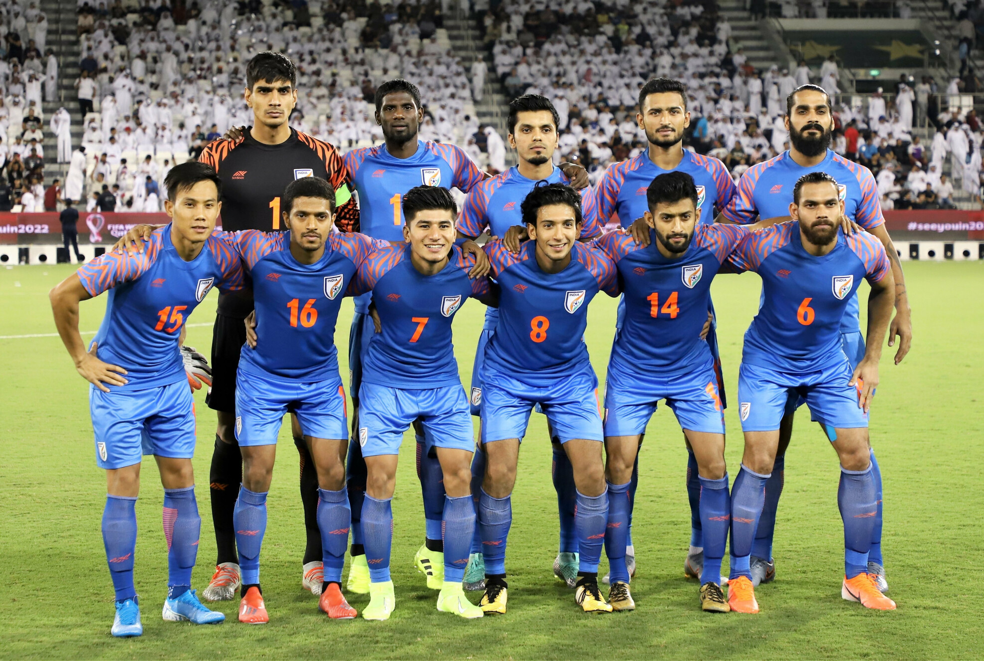 Indian Football Team is a special family: Sahal Abdul Samad