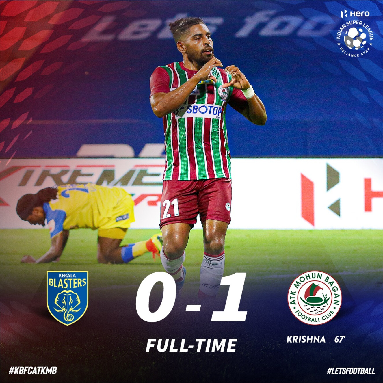 ISL 2020-21: Habas content with hard-fought ATKMB win