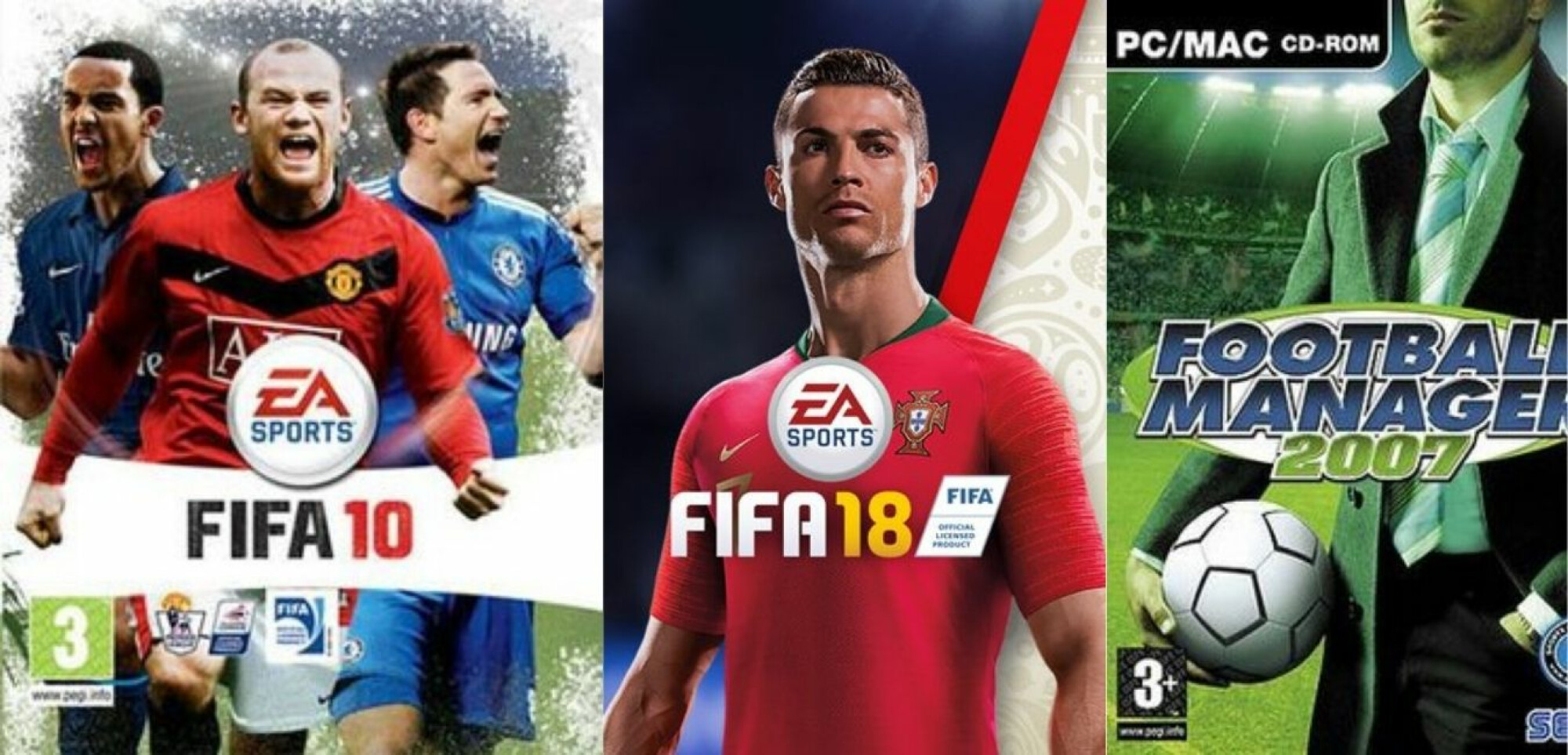 THE GREATEST FOOTBALL VIDEO GAMES OF ALL TIME (PART -2)