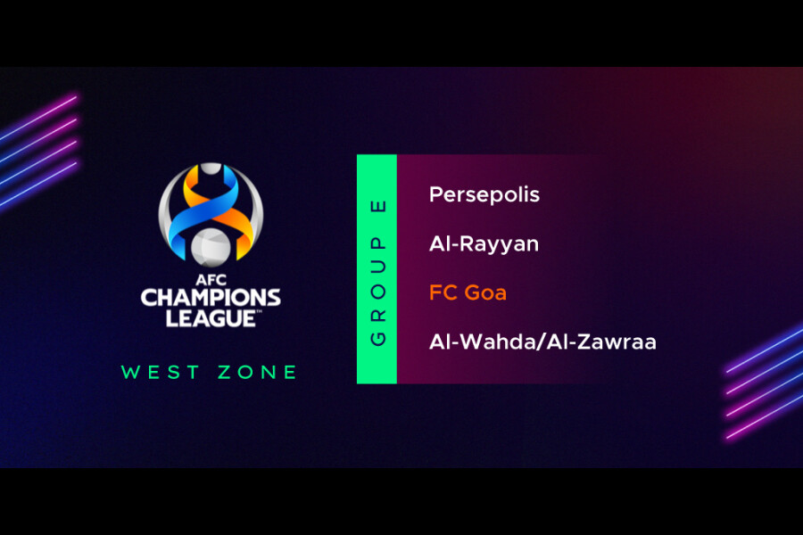 AFC Champions League 2021: FC Goa drew into Group E alongside last year's runners-up Persepolis