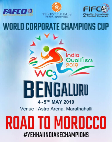 WORLD CORPORATE CHAMPIONS CUP